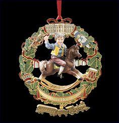 white house ornament 2003 - White House Christmas Ornament