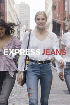 This season, your perfect pair of jeans are at Express. Make your next move in this season's best fits, styles and details. Whether you prefer ripped jeans or embroidered details, there's a pair that's fit for you.