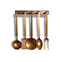 Ustensile de cuisine en cuivre ustensile de cuisine - Ustensiles de cuisine en fonte ...