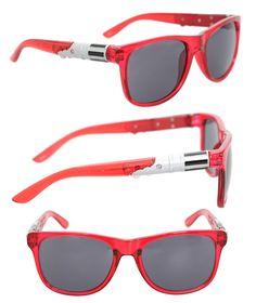 Light-Up Lightsaber Sunglasses #starwars #geek #stuf