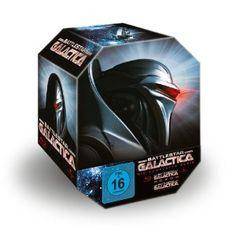 Battlestar Galactica - SciFi at it's best!
