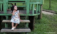 DIY - Toddler - Peasant Dress - with Flutter Sleeves - Belize -  Children's Clothing