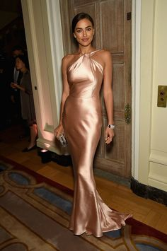 Irina Shayk at the 2015 White House Correspondents' Dinner