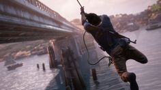 A curious as to what Nathan Drake's next adventure will be like? Peep the new trailer below. Uncharted A Thief's End drops April I'm still not interested in the story. Nathan Drake, Videogames, Film Manga, Uncharted Series, Uncharted Drake, The Last Of Us, A Thief's End, Ps Plus, Dibujo