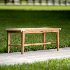 The Laguna Backless Teak Bench is made of Certified plantation grown Teak Wood. All our teak benches come with a Lifetime Warranty. Available in 4 ft., and 6 ft. Teak Garden Furniture, Lounge Furniture, Westminster Teak, Porch Bench, Santa Rosa Beach, Modern Lounge, Selling Furniture, Teak Wood, Porch Decorating