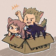 Boku no Hero Academia    Nejire Hadou, Mirio Togata, Tamaki Amajiki.
