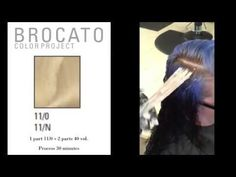 Brocato Direct Dye Removal