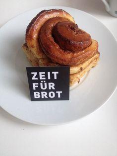 Zeit für Brot (Alte Schönhauser Str. 4 10119 Berlin, Deutschland.)  Zimtschnecke.