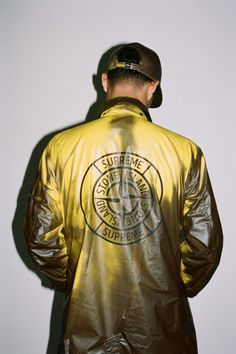 Stone Island x Supreme 2016 Spring/Summer Collection