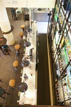 Dudok - Rotterdam Cafe Restaurant, Restaurant Design, Going Dutch, Most Beautiful Cities, My Town, Commercial Interiors, Delft, Modern Industrial, Rotterdam