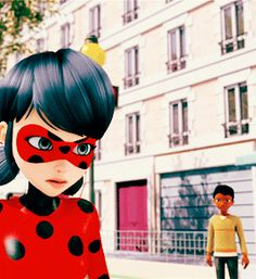 QUIZ: Are You a Ladybug or a Cat Noir?...I got Ladybug!!! >///<
