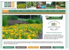 This clean landscaping website does a great job at adding simple features to make the site unique. The gallery is wonderfully customized and the rotating banner on the homepage is one of a kind and looks great with the featured pages below.