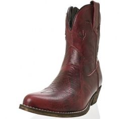 Dingo Adobe Rose Cowgirl Boots