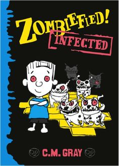 Zombified! – Infected – by C. M. Gray It's review day! I'm excited to bring you another great new release to check out at your local bookshop or library. You can buy it directly from this page as well by clicking on the image or title. All books are sent to us free of charge, …