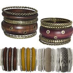 bangles are a staple in my jewelry box