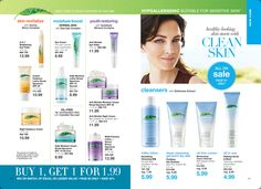 eBrochure | AVON | B1G1 for $1.99 | Avon Elements | pg.80 | Mix or Match | Campaign 2