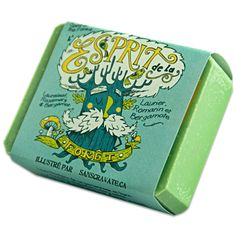 The FOREST SPIRIT - Rosemary, Bergamot and Laureleaf Natural Handcrafted Balancing Soap for Combination & Oily Skin. Forget Me Not Blue, Olive Oil Soap, Sodium Hydroxide, Cream Blush, Shampoo Bar, Organic Coconut Oil, Beauty Shop, Oily Skin, How To Look Pretty