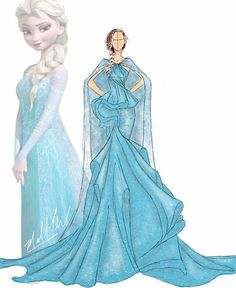 Fashion designer creates Disney Princess-inspired gown collection - and we want them all