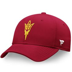 innovative design 1265c c069b Men s Fanatics Branded Maroon Arizona State Sun Devils Elevated Core Speed  Flex Hat