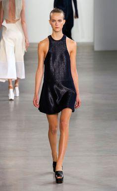 Calvin Klein - S/S '15 (New York)
