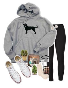 """""""RTD for life update y'all- also ootd tmrw bc I got a break the dress code day!"""" by auburnlady ❤ liked on Polyvore featuring Venus, Converse, Kate Spade, philosophy, New Directions, Lokai, Casetify, Forever 21 and plus size clothing"""