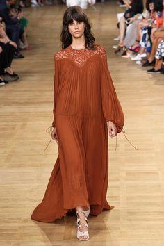 CHLOÉ SS15 Paris Fashion Week | Erika Brechtel | Brand Stylist