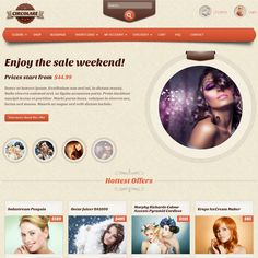 Circolare eCommerce WordPress theme | Best WordPress Themes 2013