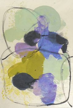 "Contemporary artwork by Tracey Adams, ""Guna Y,"" pigmented wax and ink on Okawara paper, 38 x 26 in. Available at Markel Fine Arts. Nyc Art, Contemporary Abstract Art, Pictures Of The Week, Handmade Bags, Landscape Paintings, Art Gallery, Ink, Fine Art, Paper"