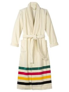 NATIONAL PARK BATHROBE