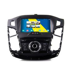 CAR DVD PLAYER FORD 2012 FOCUS WITH GPS RADIO WIFI 3G ANDROID S160 4.4.4 WITH GPS NAVIGATION BLUETOOTH VIDEO CD MP3 MP4 WMA