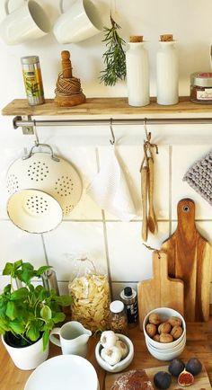 Die kleine Kochküche