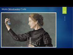 """Marie Curie -  Primo episodio della serie """"Donne Bellissime""""  Primo video della serie """"Donne Bellissime"""" e sono contentissimo di averlo dedicato a Marie Curie, prima donna nella storia a vedersi asseganto il premio Nobel, una delle 4 personalitá che ne hanno ricevuti 2, unica insieme a Linus Pauling ad averne ricevuti 2 in due materie differenti :)"""