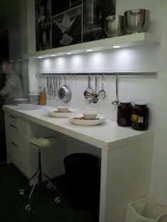 espacio creativo Mobiliario cocina Doca