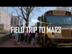 "THE FIELD TRIP TO MARS ""The first ever group. VR experience. No goggles, no headsets.ㅣLOCKHEED MARTINㅣby MCCANN, NEW YORKㅣDescription: 버스 안 유리를 디스플레이로 맵핑, VR 기술로 버스의 움직임에 따라 목성을 탐험하는 체험을 주었다. #Service #branding #VR #technology"