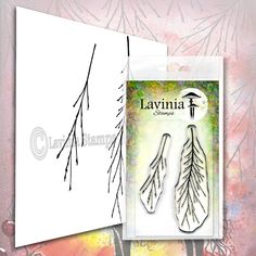 Lavinia Stamps - Fern Branch - The Fern Branch stems measure cm and 7 cm. Clean, clear, and easy to use, they are manufactured from high-quality transparent resin, ready for mounting on clear acrylic stamping blocks. Fairy Silhouette, Polymer Resin, Tampons Transparents, Lavinia Stamps, Resin Uses, Scrapbooking, Stamp Making, Home And Deco, Free Baby Stuff