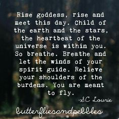 Moonflowermeta truth wisdom inspiration goddess quotes rise goddesses children of the earth and stars the heartbeat of the universe is sciox Choice Image