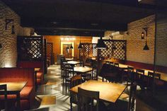 Mouth watering Traditional Indian cuisine with a matching ambience!
