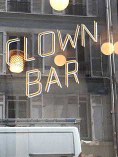 Clown Bar in Paris, Île-de-France