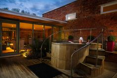 Twilight Spa Experience with Treatment, Dinner & Bubbly