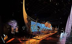 Atelier Bruckner and Shilo Bring Viking to Life for National Museums in Denmark, London and Berlin 003