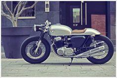 1969 HONDA CB750 'El Gato' by Deranged Motorworks - Pipeburn - Purveyors of Classic Motorcycles, Cafe Racers & Custom motorbikes