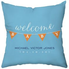 Love everything about this pillow.  Would make a cute gift!