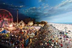 Day and Night Pictures by Stephen Wilkes | Web Odysseum