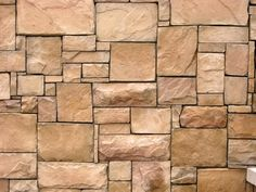Stone wall...look at the precision of the joinery and the shades of the stone.