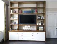 Woodworking, Decor, Entertainment Unit, Furniture, Living Room, Home, Home Decor, Room
