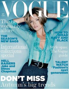 {happy birthday, kate moss} by {this is glamorous}, via Flickr