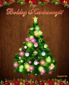 megaport.hu/media Happy New Year 2019, Merry, Christmas Ornaments, Holiday Decor, Birthday, Diy, Google, Facebook, Watch