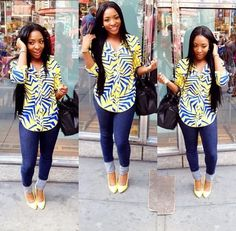 Latest Ankara Style in Town for lovely ladies. keyword latest ankara style in town latest ankara style in vogue, female ankara styles, latest lace styles, la. Best African Dress Designs, Best African Dresses, African Tops, African Attire, African Wear, African Fashion Dresses, African Women, Ghanaian Fashion, Nigerian Fashion