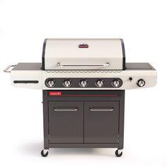 **Nouveauté 2016** Le barbecue Siesta Barbecook vous permet de surprendre vos invités avec un bbq haut de gamme tout en étant facile d'utilisation. Il dispose de : - 4 brûleurs + allumage électronique - grande surface de cuisson pour 18 personnes maximum - plaque à plancha - 3 grilles de cuisson - espace de rangement - 4 roues pour plus de mobilité A retrouver ici : http://www.raviday-barbecue.com/barbecue-a-gaz-5-feux-barbecook-siesta-512-creme/ #raviday #barbecue #gaz #barbecook #grillade…