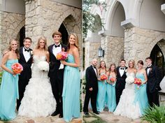 This is such an elegant wedding! By Jennefer Wilson Tiffany Wedding, Blue Wedding, Elegant Wedding, Dream Wedding, Wedding Flowers, Tiffany Blue Bridesmaid Dresses, Blue Bridesmaids, Samantha Wedding, Wedding Renewal Vows
